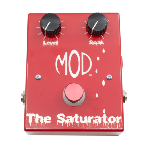 The Saturator - Top View